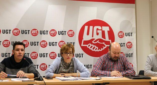 UGT y CCOO llaman a concentrarse el 23 de noviembre en Toledo, Ciudad Real y Albacete por el bloqueo de los convenios de Comercio