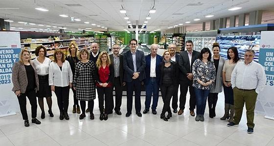 Mercadona y los sindicatos firman un nuevo convenio colectivo de empresa más igualitario y social