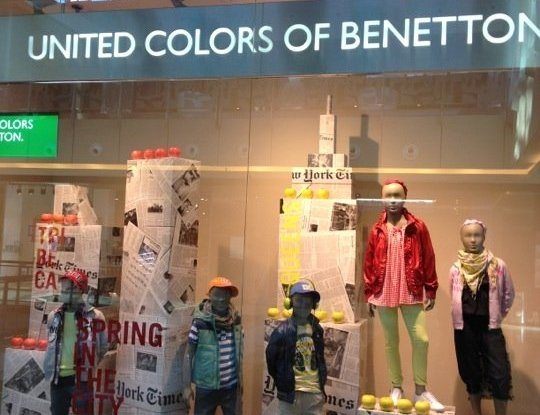 Valorar de manera integral la aplicación y cumplimiento del I Plan de igualdad de Benetton, objetivo de UGT