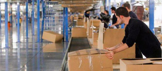 UGT exige frenar la alta temporalidad en las logísticas de INDITEX