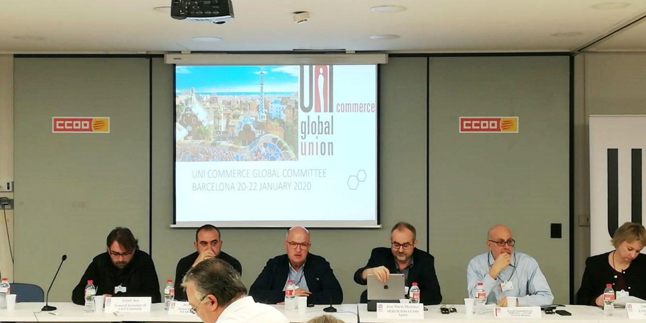 "Cilleros: ""Ante un modelo económico transnacional, un sindicalismo global"""