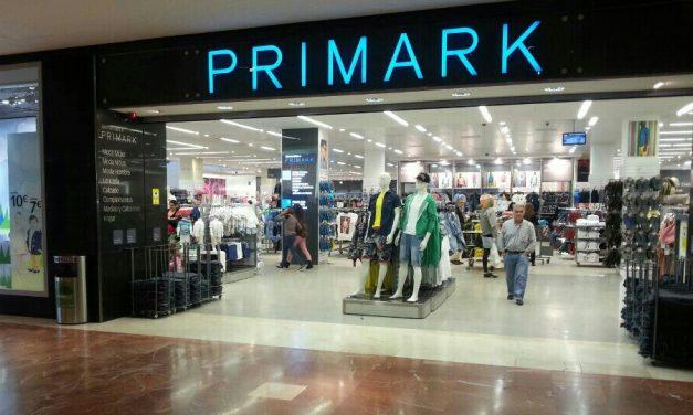UGT solicita a Primark el complemento de las prestaciones por desempleo hasta el 100% de la retribución durante toda la duración del ERTE