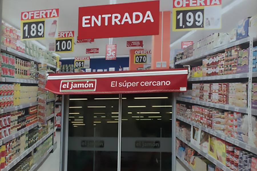 UGT gana las elecciones en la cadena de supermercados El Jamón en Sevilla