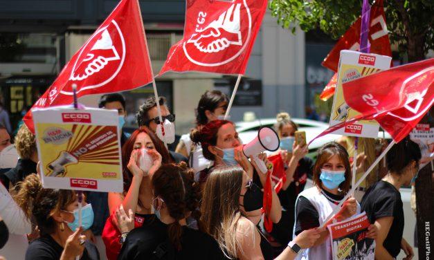 Los sindicatos logran reducir el ERE de H&M de 1066 a 349 trabajadores