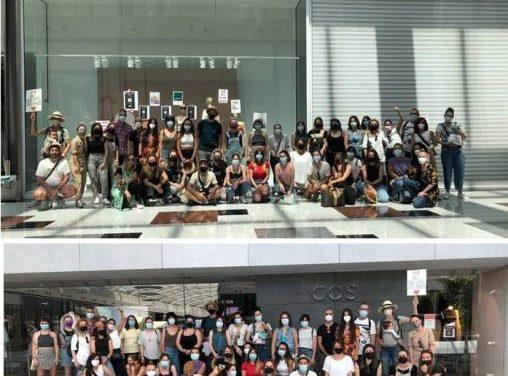 UGT insiste en que no haya despidos ni cierres en H&M