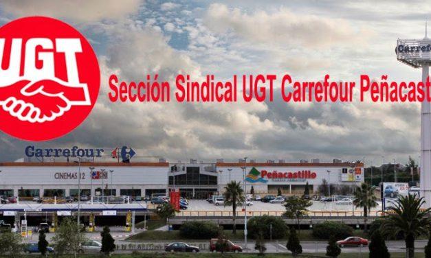 UGT Cantabria promueve elecciones sindicales de carácter parcial en Carrefour Peñacastillo
